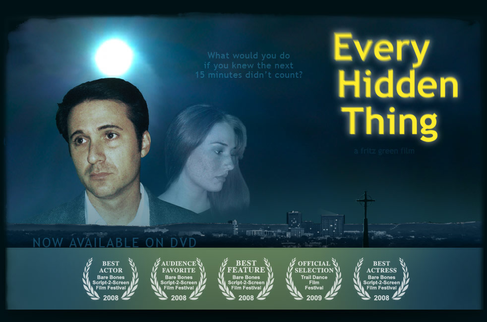 Every Hidden Thing Official Movie Website, a Fritz Green film